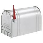 SLV Galvanized Rural Mailbox