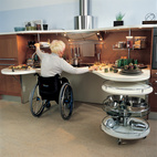 Snaidero Universal Design Kitchens
