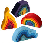 Spiel & Holz Stacking Toys