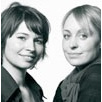 Ditte Reckweg and Jelena Schou Nordentoft