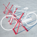 Bike Rack by Studio Tractor