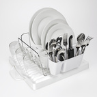 Three-Piece Dish Rack