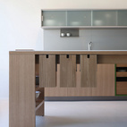 Viola Park's New Kitchen Islands