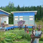 "Winners of ""Healthy Homes"" for Haiti"