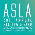 2011 ASLA Annual Meeting and Expo