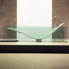 101 Bathrooms: Glass