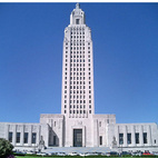 Architectural Tour of Baton Rouge