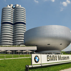 Touring the BMW Headquarters
