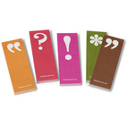 Punctuation Page Markers