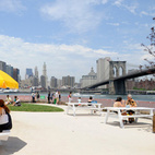 Brooklyn Bridge Park Continues