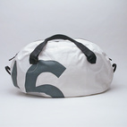 AUM Recycled Sailcloth Medium Duffel