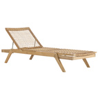 Veneto Stackable Chaise Longue