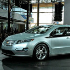 Chevy Volt Finally Unveiled