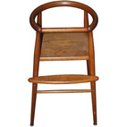 Teak High Chair