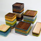 Cafe Trays by David Rasmussen Design