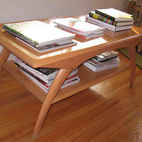 My Favorite Thing: David Greene's Mid-Century Coffee Table
