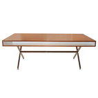 Guariche Formica / Wood Desk