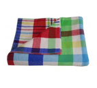 Multi Plaid Blanket