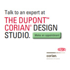 Dupont&trade Corian&reg Design Studio- Make an Appointment Now