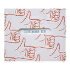 Thumbs Up Letterpress Card