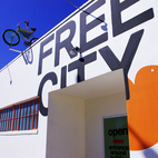 Free City Shop, Los Angeles