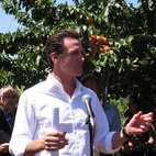 Inhabitat Interviews Gavin Newsom