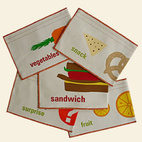 Reusable Sandwich & Snack Bags by Graze Organic