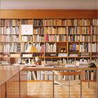 Great Source for Modern Bookshelves