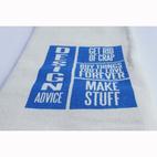 Design Advice Dishtowel