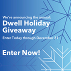 Dwell Holiday Giveaway 2011