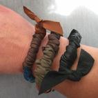 Scrap Wrap Bracelets