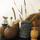 Braided Rag Vessels