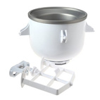 Ice Cream Maker Stand Mixer Attachment