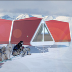 Mobile Cottages for Arctic Tourism