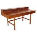 Quistgaard Flip-Top Teak Desk
