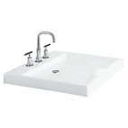 Purist Wading Pool Lavatory Sink