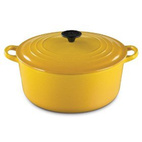 Enameled Cast Iron French Oven