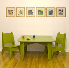 BB02 Table and Chairs