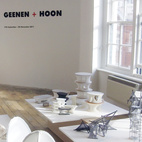 Geenen + Hoon at Aram Gallery