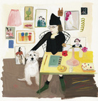 Works by Maira Kalman