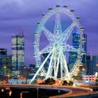 Giant Ferris Wheel, All Aboard. Bilbao Effect, Everybody Off!
