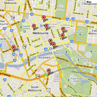 Melbourne Map: Contribute Now!