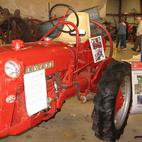 Modern Tractor