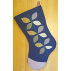 Moonlight Vine Stocking
