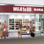 MUJI to GO Opens at JFK