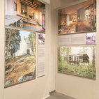 My Paradise: A Hundred Years of Finnish Architects' Summer Homes Exhibit at AIA San Francisco gallery