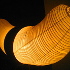 Noguchi's BB3 Akari Lamp