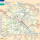 The Design of the Paris Metro