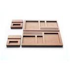 Wooden Desk Blocks
