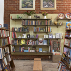 A Bookstore Made from Remainders